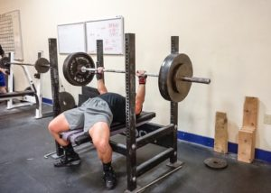 kyle hunt bench press