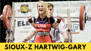 USAPL Raw Open National Team Head Coach Sioux-z Hartwig-Gary | Absolute Strength Podcast Ep. 142