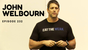 10 Year NFL Veteran and Founder of Power Athlete John Welbourn | EP 232